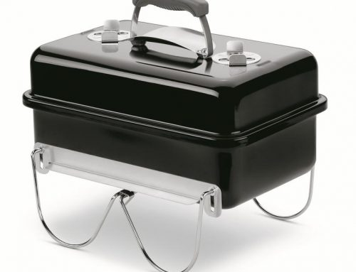 BARBECUE GO-ANYWHERE GRILL