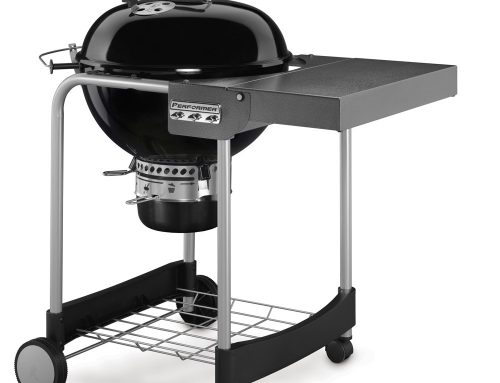 BARBECUE PERFORMER GBS GRILL