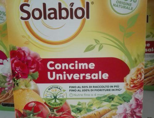 CONCIME LIQUIDO UNIVERSALE SOLABIOL